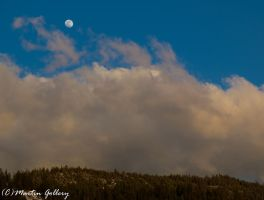 Sand Harbor Sunset150401-6 by MartinGollery