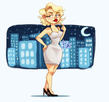 marilyn by Hyperactive-Kitteh