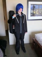 Ikuto Cosplay by Inufan078