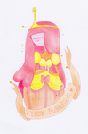 Lady Bubblegum by TrefleIX