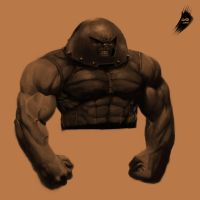 Jugger-study-2- by MOROTEO56
