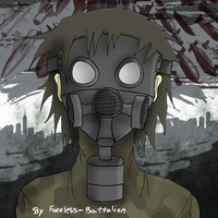 Mute - Close up and personal by Faceless-battalion