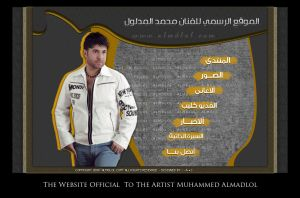 Almdlol Home Page by alidesignr