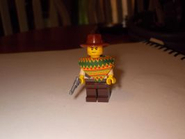 LEGO CUSTOM: MINIFIG WITH NO NAME by TMNTFAN85