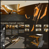 topeka transit center by ranciddonkey