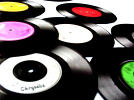 Vinyl Records by Topshop-Tot