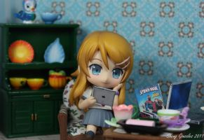 Kirino: Ipad time by kixkillradio