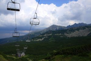 Chairlift by mucha155pf