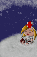 Muro: I'm Dreaming Of A White Christmas by KD476