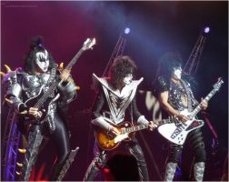 KISS STOCK // GENE SIMMONS TOMMY THAYER PAUL STANL by BlackFireDesign