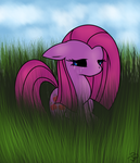 Comm Pinkie pie by pinkfrilly