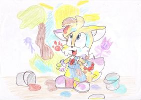 lil Tails is an artist by LeniProduction