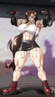 Lifting tifa by RENtb