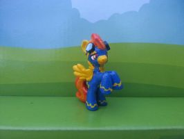 Spitfire Blind bag by balthazar147