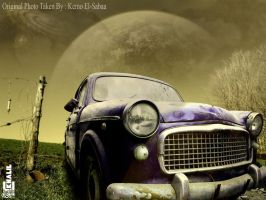 Old Car Photo Edit ! by Khaalil