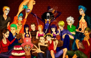 the birthday party by paran0idhuman0id