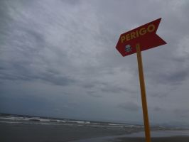 Sea Danger by Falcoliveira