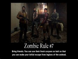 Zombie Rules 7 by psbox362