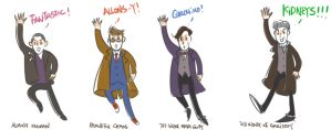 12th Doctor by RavenZ666