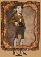 Remus Lupin--finished by CaptainChants