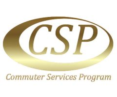 Commuter Services Program Logo by Andyfll