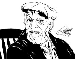 FRED G. SANFORD YOU DUMMIES!! by Artistik-Bootya