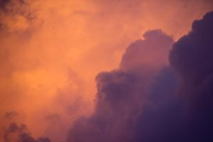 Clouds in my Yard 1 by Mike79Baker