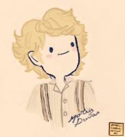 Bilbo Baggins by Mobilicorpus