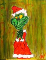 Grinch by LAReal