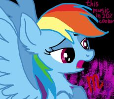 This music in 20% cooler by RainbowDash1078