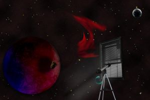 Telescope to Space by Crustech