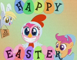 75 Watcher 2000 Pageview Easter Special! by Pirill-Poveniy