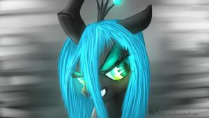 Queen Chrysalis by Niky-xx