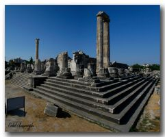 Apollon of Temple by Celal61