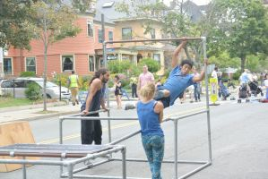Summer Days Street Fair,Brave the Pole Swinging3 by Miss-Tbones