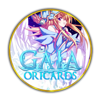 Gaia Oricards Logo by Biohazard20