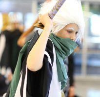 Bleach - Hitsugaya Cosplay - A New Beginning by Neokillerqc
