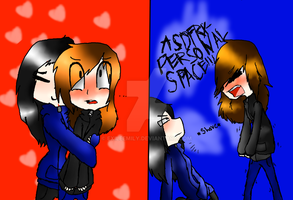 ''ASDFRX- PERSONAL SPACE!!!'' by ExileEmily
