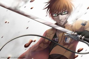 G : Derick Alois by Darkavey