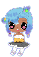 Angel chuu Chibi by Angel-chuu