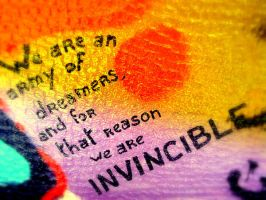 we are invincible by phoebeplupp