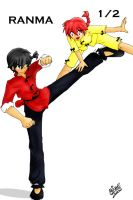 Ranma: Both Halves by Anime-2000