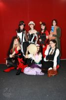 Group 3 by MiracoliCosplay