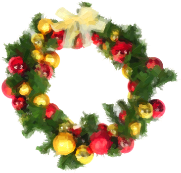 Wreath Revamped by giselleejacques1989