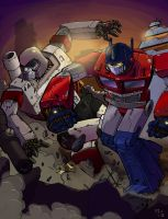 Transformers: Titans by Daystorm