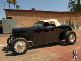 Black Betty Highboy by Swanee3