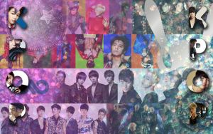 KPop Mashup : Guys by GraPHriX