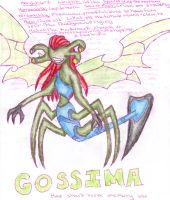 GOSSIMA by TheDocRoach