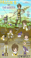 Paulin B and The Beedle Ref by Marraphy