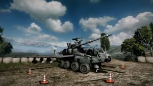 Dream Vehicle in BF3 ver. 1.1 (whit blur effect) by cris1879